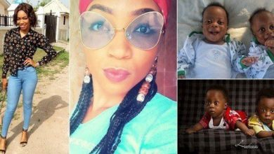 Photo of Lady Welcomes Twins After Bleeding For 2 Months Of Pregnancy Rejected By Boyfriend (photos)