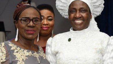 Photo of Iya Rainbow Premieres Film In London as her 75th birthday celebration continues (photos)