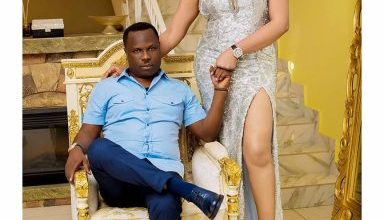 Photo of The hilarious love story of Ehi and Ken, couple that gave out cars at their wedding