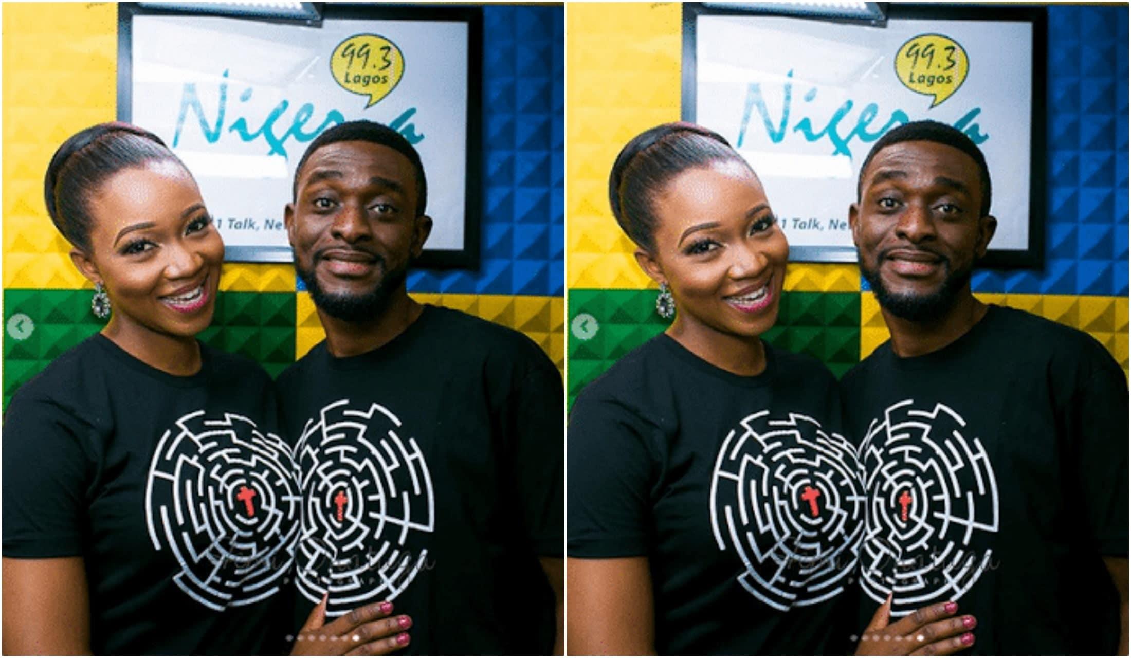 Ayo Thompson and Mairo Ese
