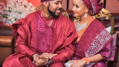 Photo of Banky W Reacts To Sale Of His Wedding Ticket For N35K