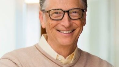 Photo of Bill Gates denies inventing COVID-19