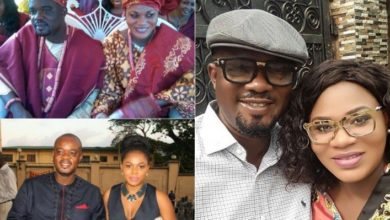 Photo of Actor Charles Inojie reveals how he proposed to his wife via a phone call