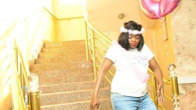 Photo of Funke Akindele Relocates To London To Give Birth To Her Twins