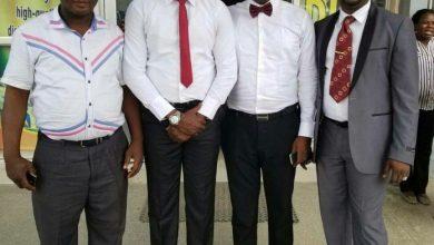 Photo of Odunlade Adekola graduates from Unilag (Photos,  video)