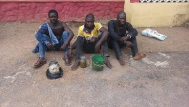 Photo of Suspected ritualist reveals how he sold puff puff seller's parts for N8,500