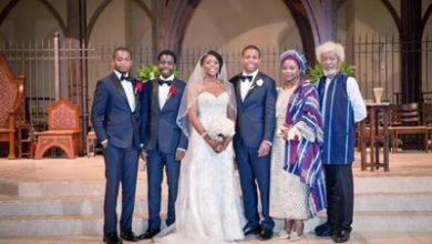 Photo of Wole Soyinka's Son, Oretunlewa, Weds In Style In The US (Photos)