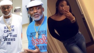 Photo of 'I made a decision to keep my family off social media, but my girl just turned 15' – RMD celebrates daughter