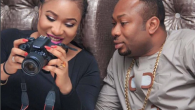 Photo of Tonto Dikeh and her ex-husband, Churchill finally agree over the same thing