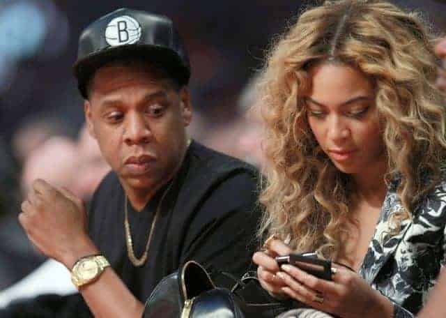 Jay Z cheated on Beyonce