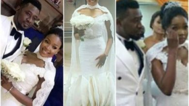 Photo of Photos From The White Wedding Of Actor Daniel K. Daniel
