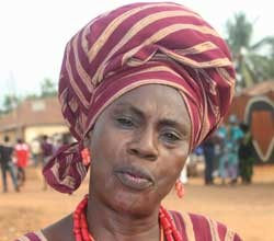 Photo of Septuagenarian Actress, Iya Rainbow, Finally Returns To Acting Years After Vacation – Details