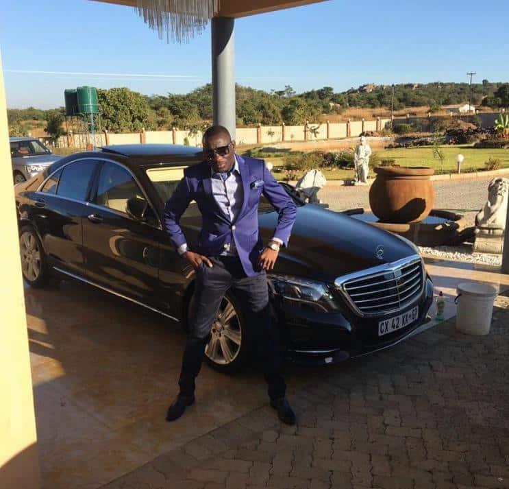 Genius Kadungure made millions during Mugabe's presidency