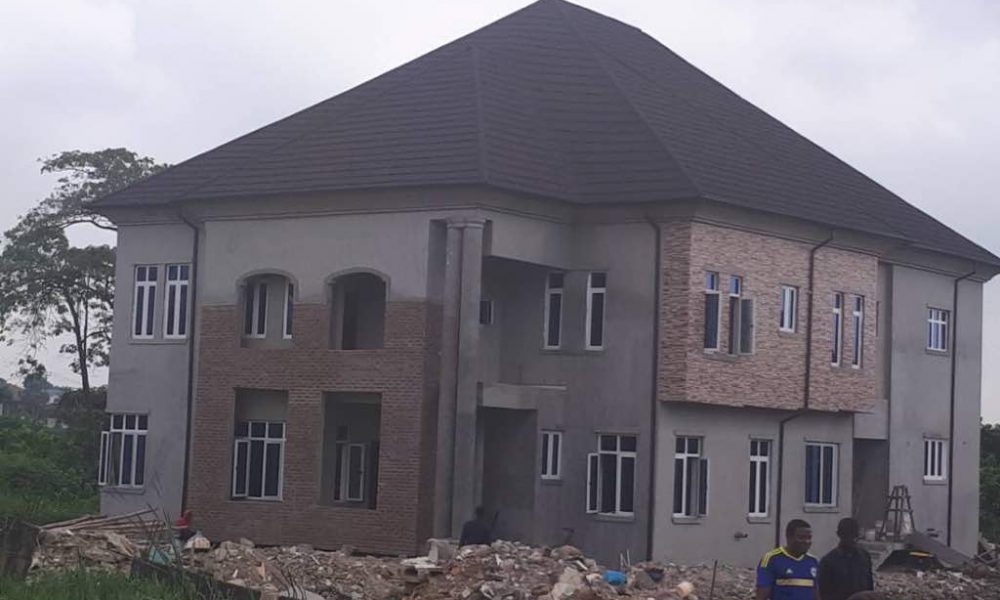 pasuma set to mark 50th birthday with brand new house at omole estate - Image Of New House