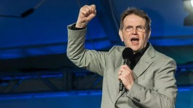 Photo of Reinhard Bonnke is dead