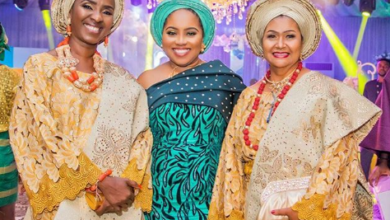 Photo of Here Is How Banky W Celebrated His Mother-In-Law As She Clocked +1 (Photo)