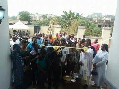 Photo of Kanayo O. Kanayo opens mansion in Imo state (photos)