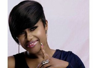 Photo of Uche Jombo attacks fan for telling her 'she would die'