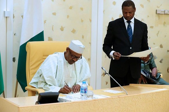 Photo of This is why dead Nigerians were included in President Buhari's recent appointment