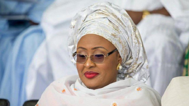 Photo of First Lady, Aisha Buhari 'dissociates' self from APC over conduct of primaries