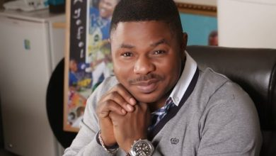Photo of Yinka Ayefele can't hide his joy as he welcomes triplets with wife (photos, video)