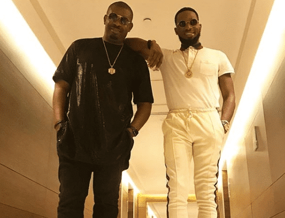 Photo of 30 billion concert: D'banj's camp reveals how Davido convinced him to perform with Don Jazzy