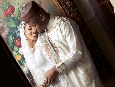 Photo of Mavin Princess, Di'Ja shares new photos of her husband
