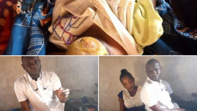Photo of Sad! Woman who never went for anti-natal delivers baby whose sex is still unknown after 3 days (Photo)