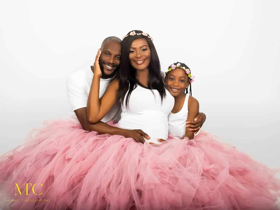 Photo of New parents, Comedian Wale Gates & Wife Lanre release photos from maternity shoot