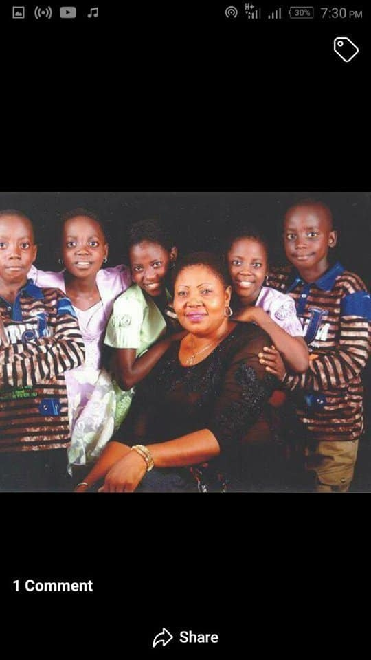 Photo of Nigeria's first set of quintuplets mark 17th birthday (photos)