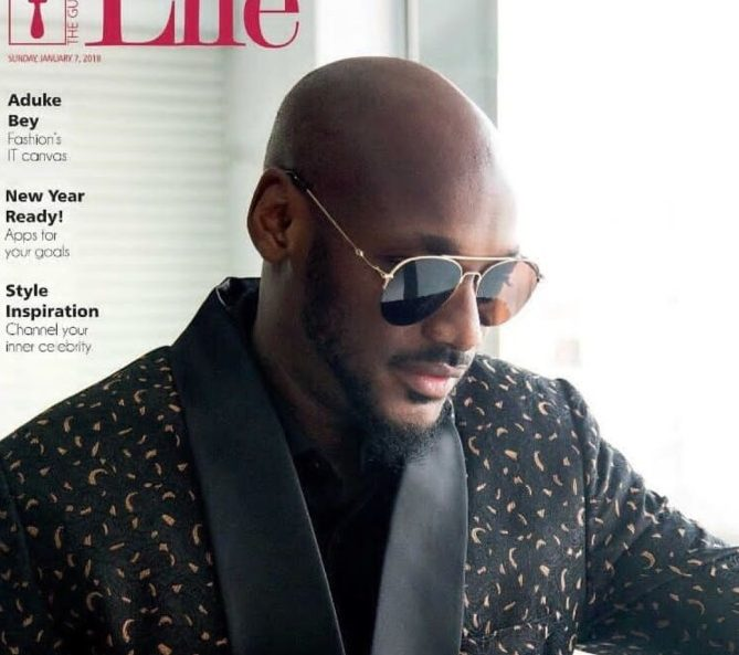 Photo of 2face Idibia reveals three interesting things he does in the morning