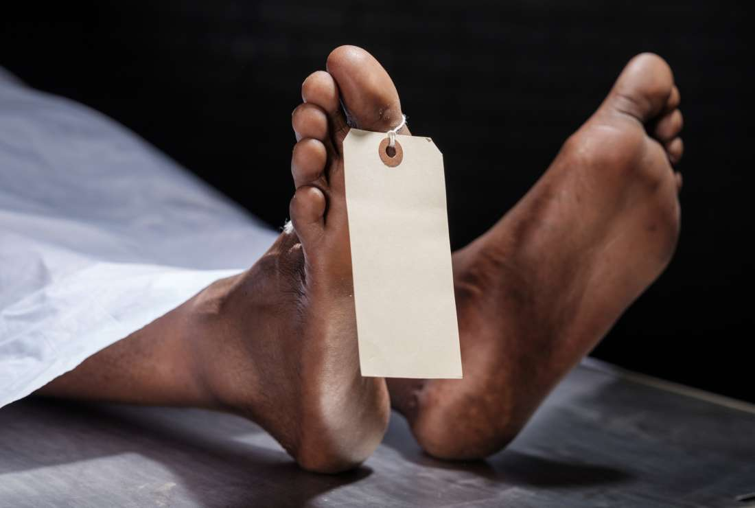 Photo of Prisoner declared dead wakes up before autopsy