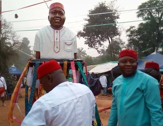 Photo of New statue erected in Imo State (Photos)