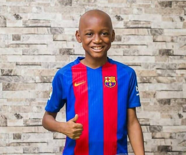 Photo of 2face Idibia's first son, Nino celebrates 12th birthday in style (Photos)