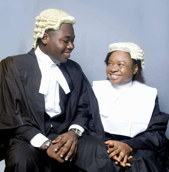 Photo of Mother, Son called to bar same week, share their amazing success story