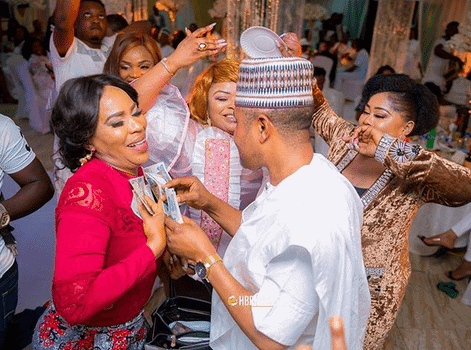Photo of Toyin Abraham, Iyabo Ojo, Laide Bakare, other celebrities attend Mercy Aigbe's 40th birthday party (photos)