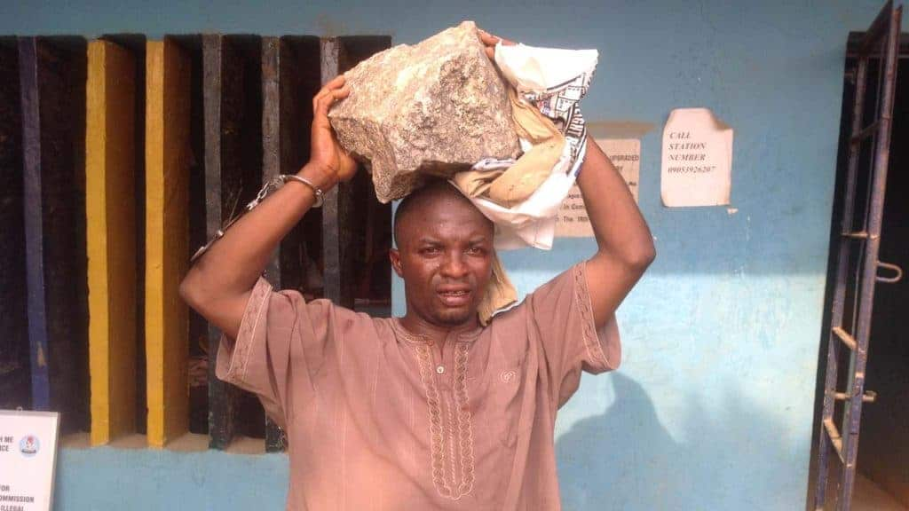 Photo of Islamic cleric arrested with human parts in Lagos