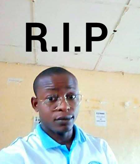 Photo of How a promising final year student died some months to graduation (Photos)