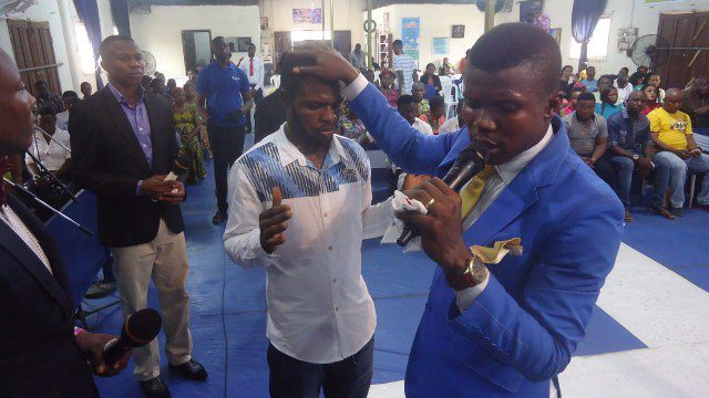 "Photo of ""I see the Presidential seat empty"", Apostle Joshua releases shocking prophecies"