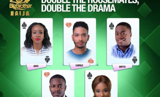 BBNaija 2018: These are the housemates up for possible eviction this Sunday