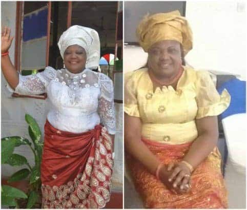 Photo of Mother dissociates herself from her daughter for defecting from PDP to APC, writes to state governor