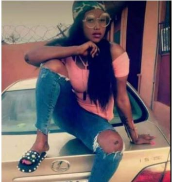 Photo of This young lady allegedly died after being used for rituals by a Yahoo guy