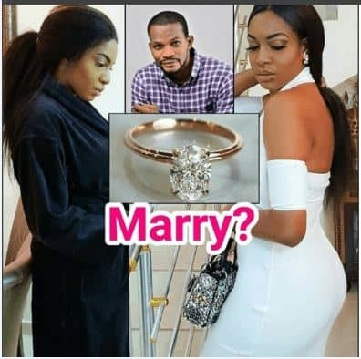 Photo of Actor Uche Maduagwu reveals why he wants to marry actress Chika Ike, slams OAPDaddy Freeze& his girlfriend Benedicta
