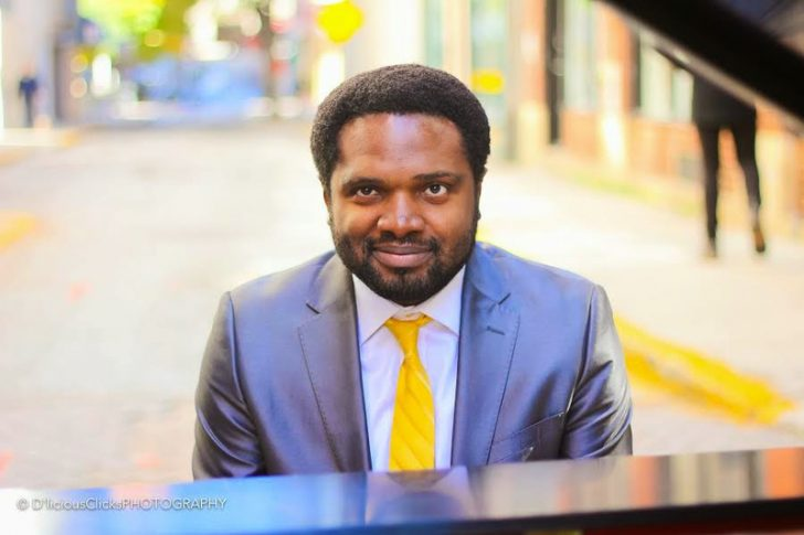 Photo of Cobhams Asuquo celebrates birthday in style, releases special gift for his fans & pens inspiring message