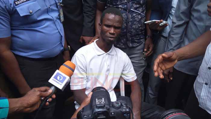 Child rapist and killer Ifeanyi Dike