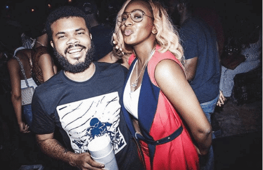 Photo of Dj Cuppy officially introduces boyfriend to her father Femi Otedola