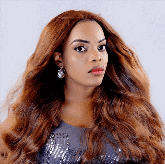 Photo of Empress Njamah and the viral interview that ridiculed her online
