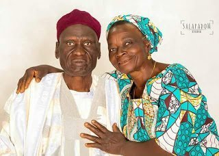 Photo of Nigerian grandparents set to wed after years together (Photos)