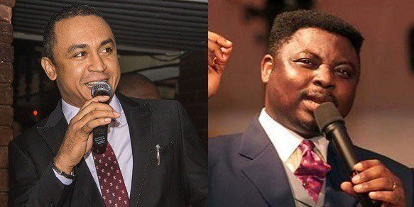 Photo of Pastor Matthew Ashimolowo reportedly spends £120k from church funds on birthday party | Daddy Freeze reacts