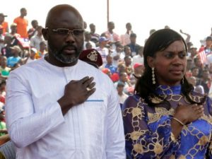 Owambe' For George Weah